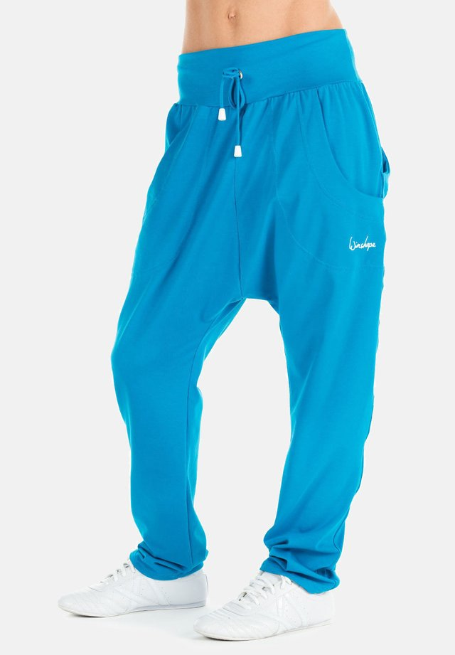 Pantalon de survêtement - türkis