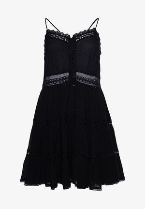 ALANA - Robe d'été - black
