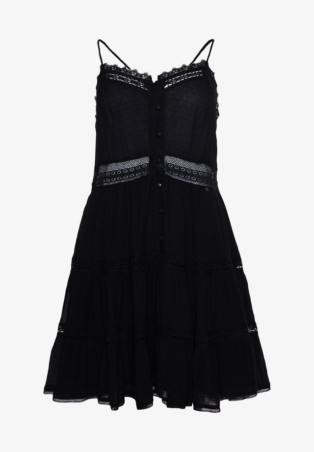 ALANA CAMI - Sukienka letnia - black