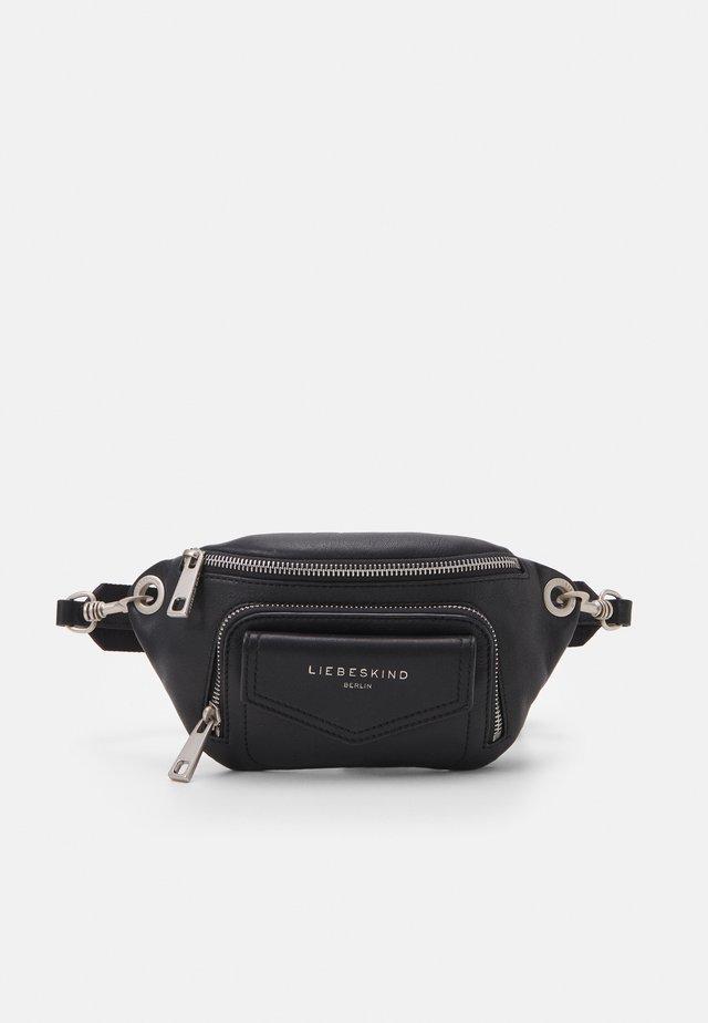 BELT BAG - Bum bag - black