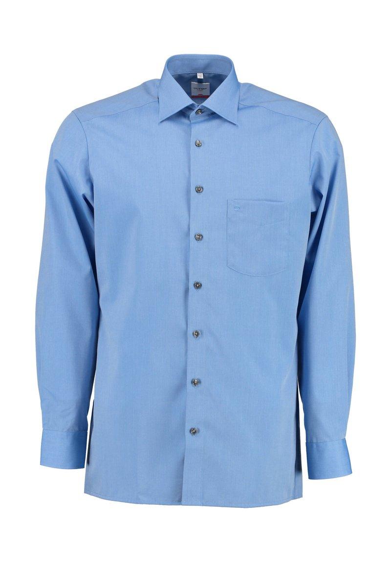OLYMP - Formal shirt - blau (296)
