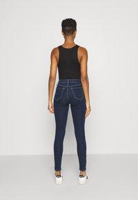 Even&Odd - Jeans Skinny Fit - dark blue denim - 2