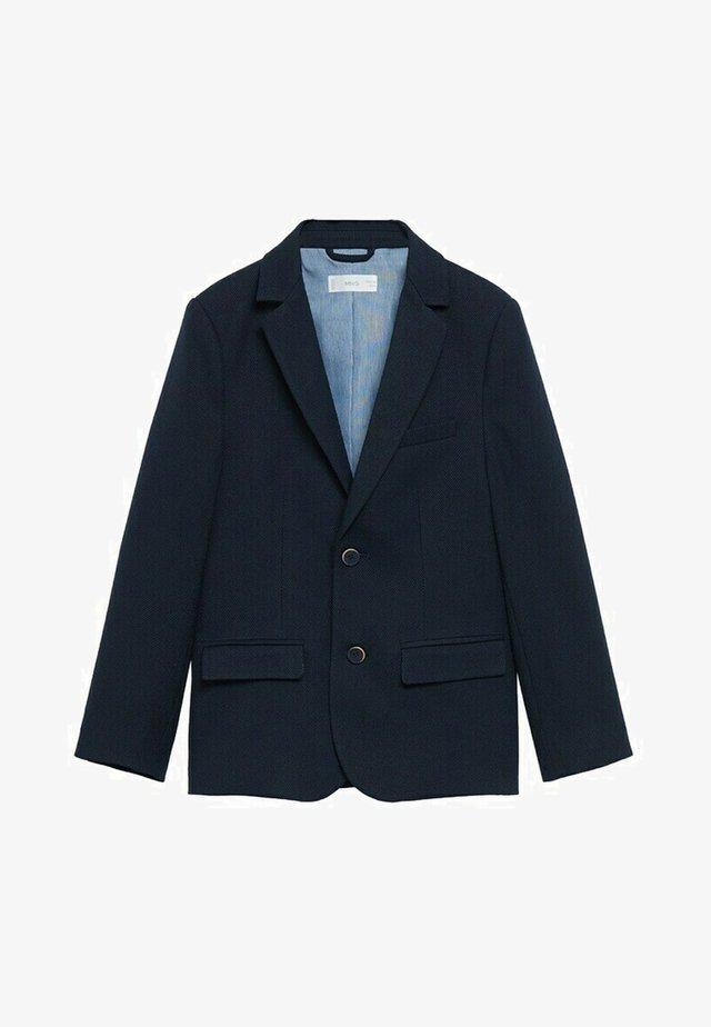 Suit jacket - dunkles marineblau