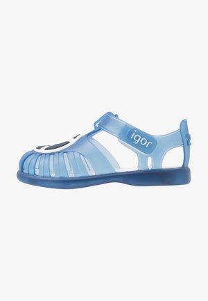 TOBBY NÁUTICO UNISEX - Sandals - marino