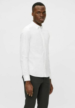 OXFORD SLIM - Skjorta - white