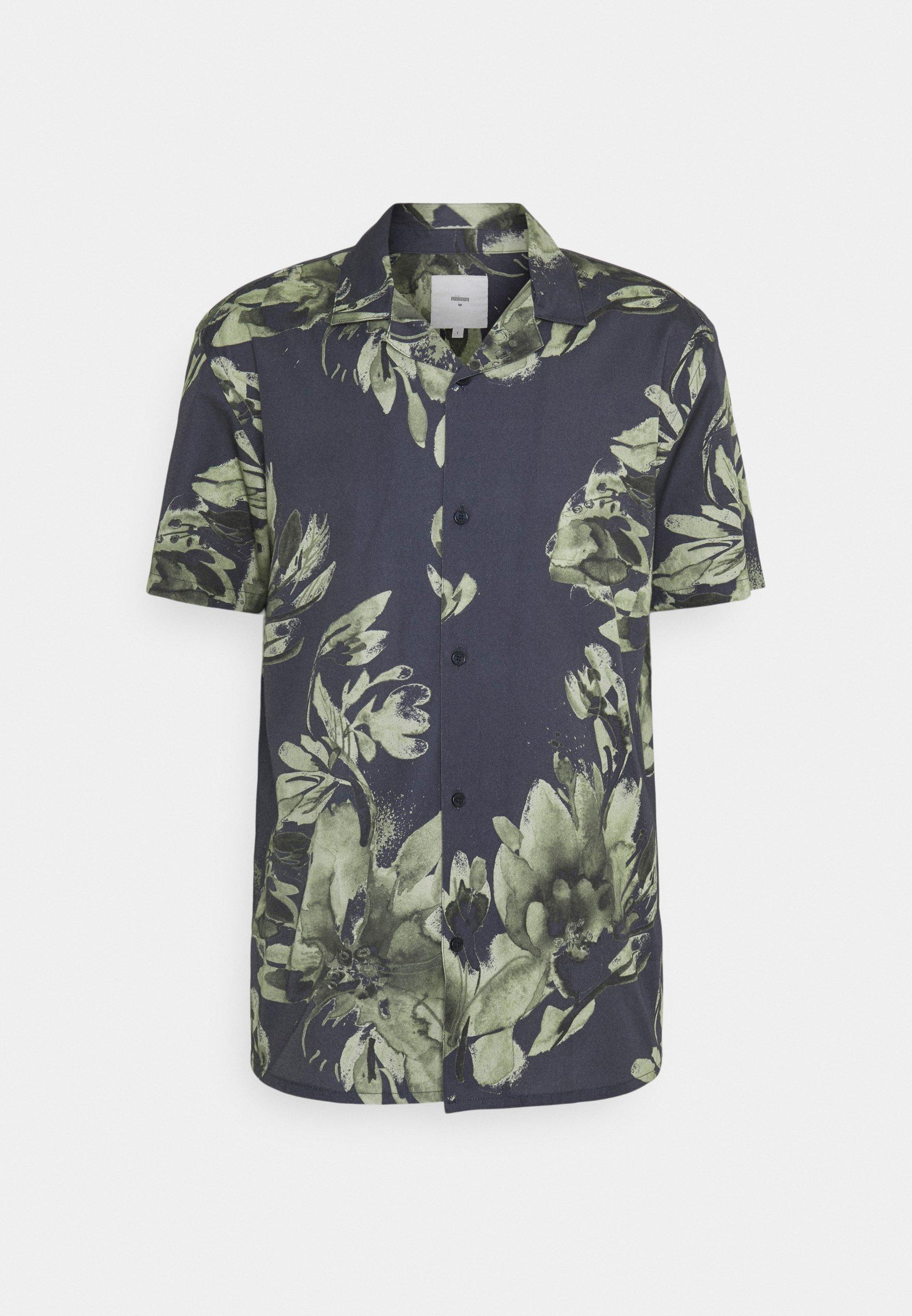 Men EMANUEL  - Shirt - navy