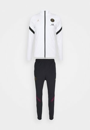 PARIS ST GERMAIN DRY SUIT SET - Club wear - white/black