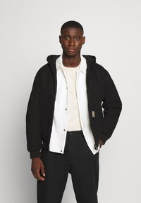Carhartt WIP - ACTIVE JACKET - Vinterjacka - black rigid - 0