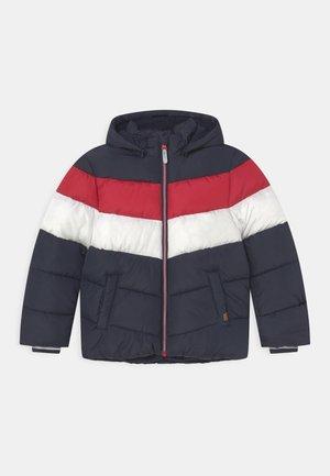 NKMMAY PUFFER - Winter jacket - dark sapphire
