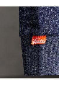 Superdry - CLASSIC  - Zip-up hoodie - atlantic navy birdseye - 3