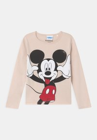 Staccato - DISNEY MICKEY MOUSE & FRIENDS UNISEX 2 PACK - Maglietta a manica lunga - beige/mottled grey - 2