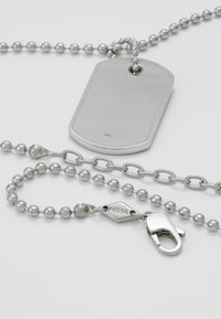 Fossil - VINTAGE CASUAL - Necklace - silver-coloured - 2