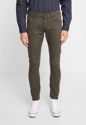 LUKE - Slim fit jeans - forest night