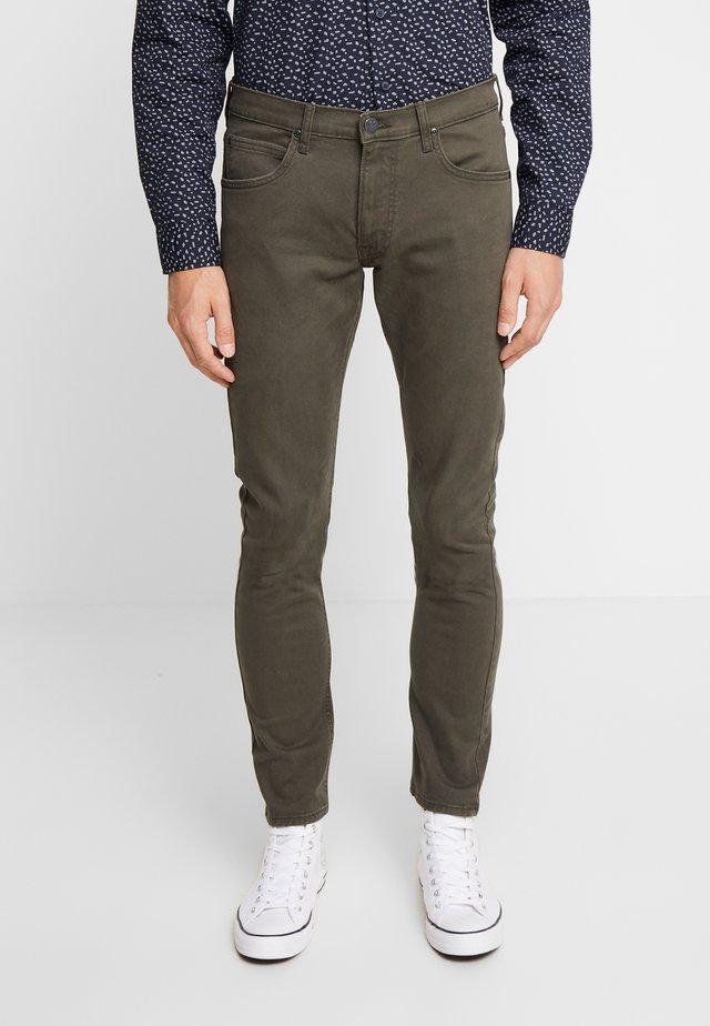 LUKE - Jeans slim fit - forest night