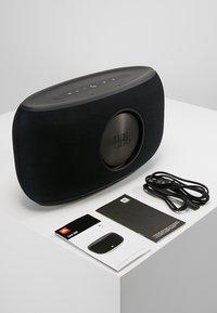 JBL - LINK 500 VOICE ACTIVATED SPEAKER - Speaker - black - 3