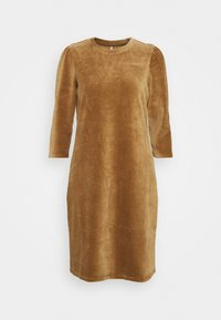ONLY - ONLFENJA LIFE DRESS  - Day dress - toasted coconut - 5