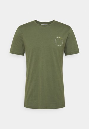TEX - Basic T-shirt - army green