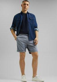 Esprit - Shorts - grey - 1