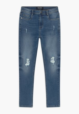 TEENS  - Jeansy Slim Fit - jeansblau