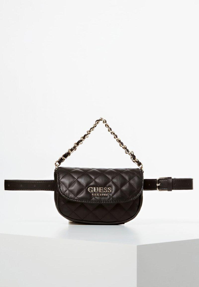 Guess - MELISE - Bum bag - schwarz