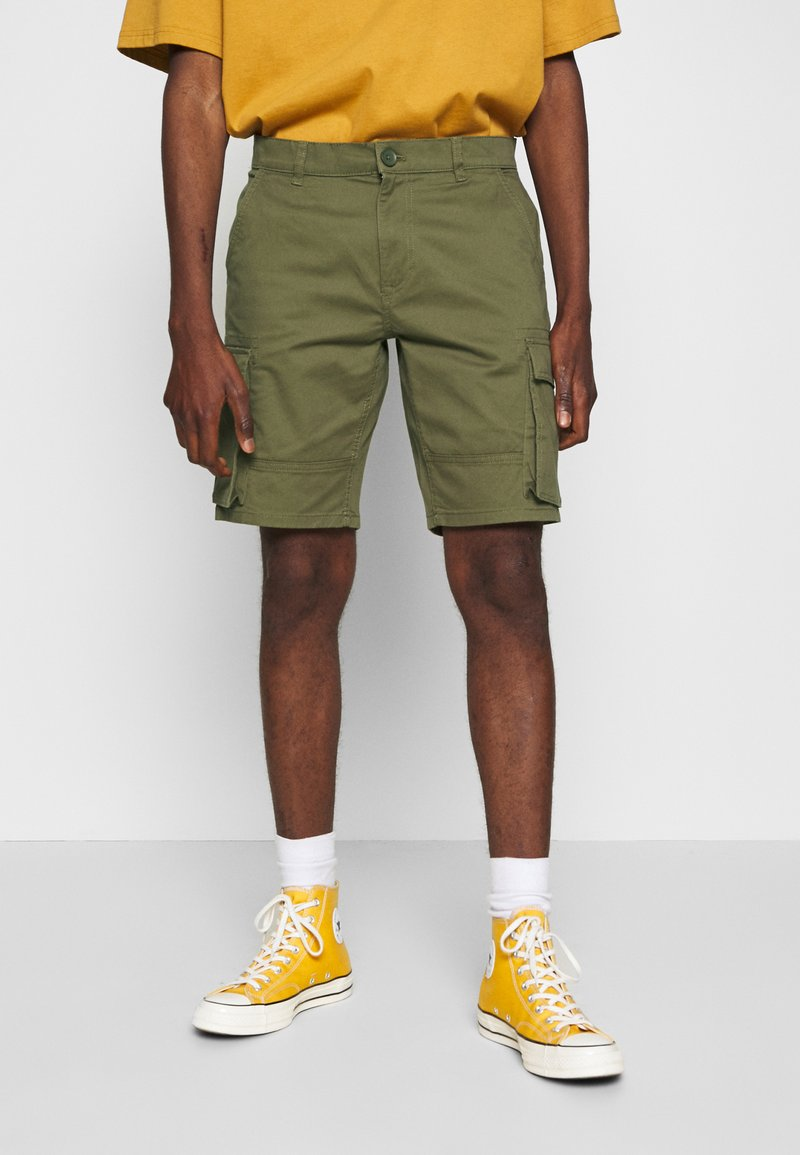 Only & Sons - ONSCAM STAGE - Shorts - olive night
