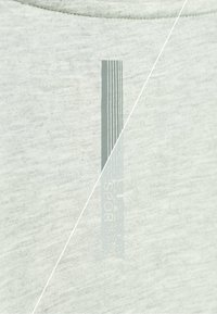 Superdry - GRAPHIC - T-shirt z nadrukiem - light grey marl - 3