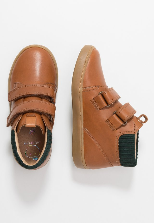PLAY DESERT SCRATCH - Sneaker high - camel