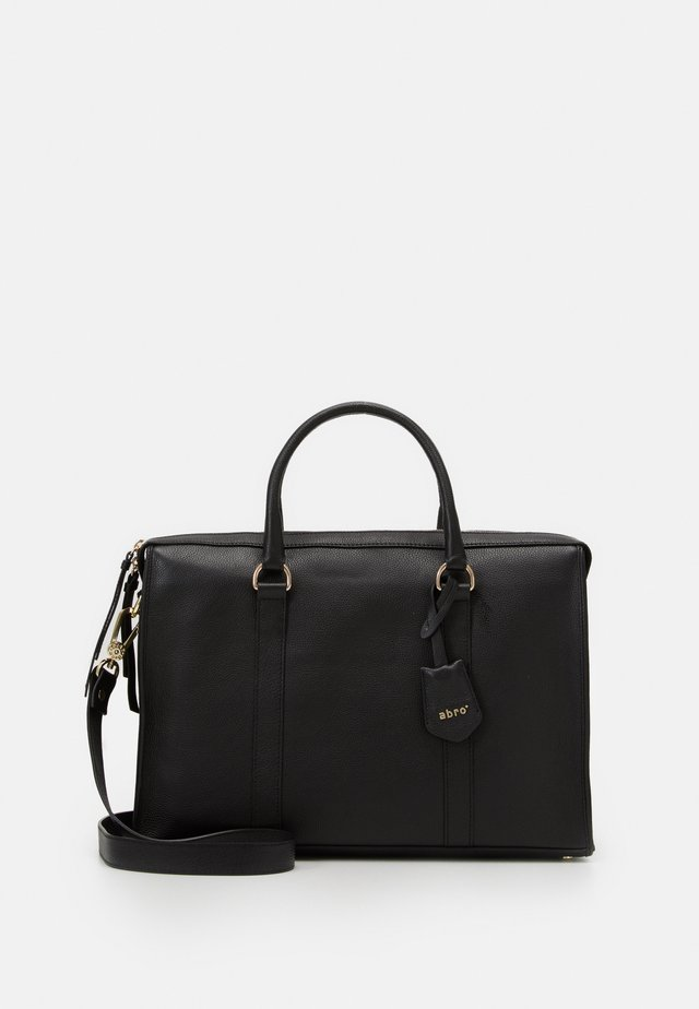 BUSINESS - Shopper - black/gold