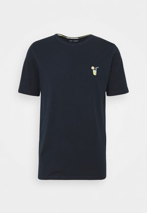 SLHFRESNO  - Camiseta básica - sky captain