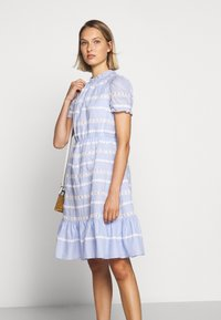 J.CREW - JOPLIN DRESS - Denní šaty - faded peri