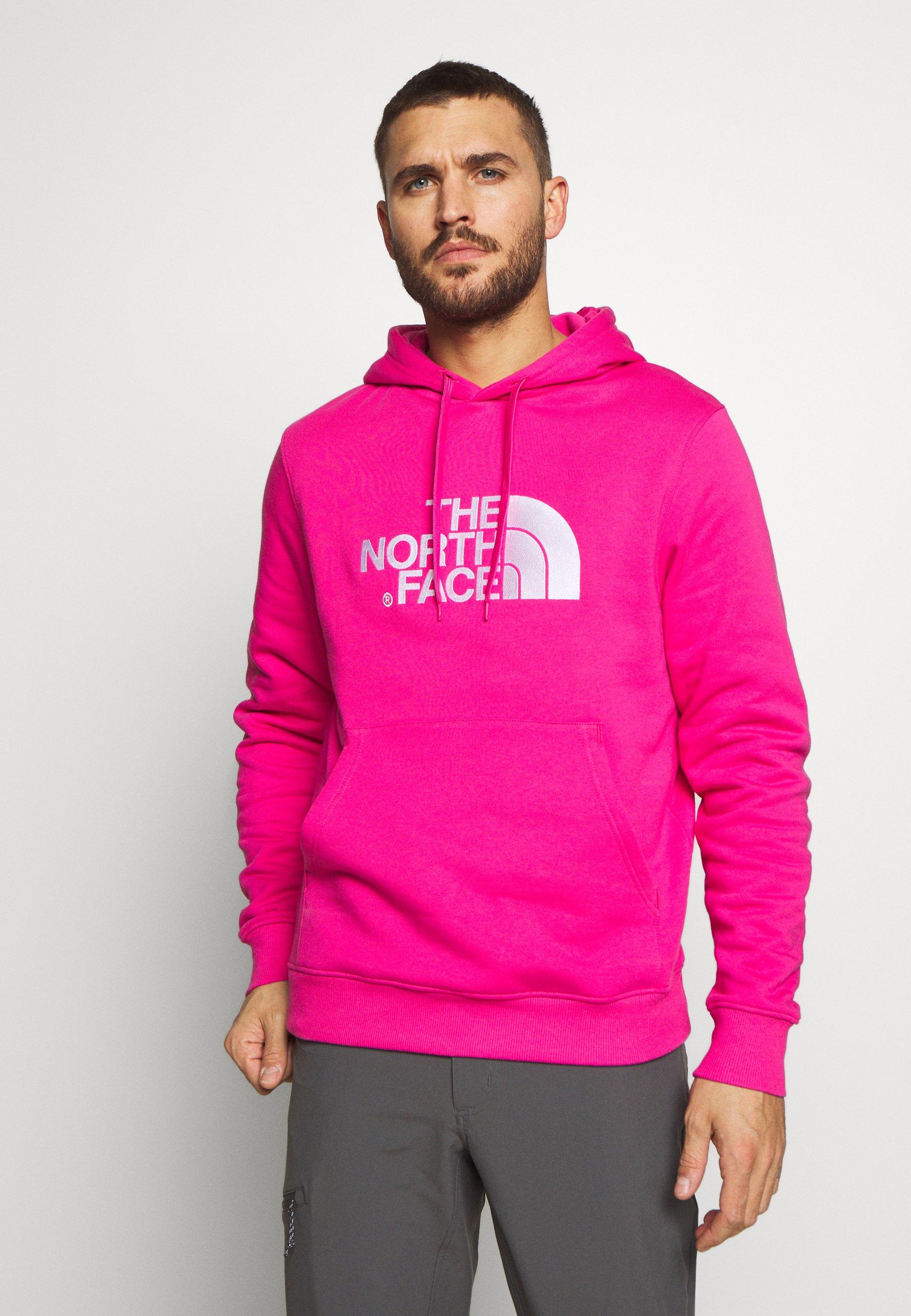 Yksinomainen Miesten vaatteet Sarja dfKJIUp97454sfGHYHD The North Face MENS DREW PEAK HOODIE Huppari mr. pink