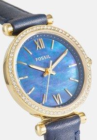Fossil - CARLIE MINI - Klokke - blue - 4