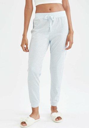 STANDART FIT - Pyjama bottoms - blue