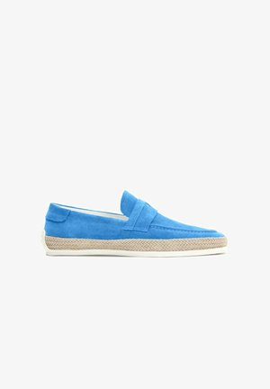 RENTON - Slip-ons - blue