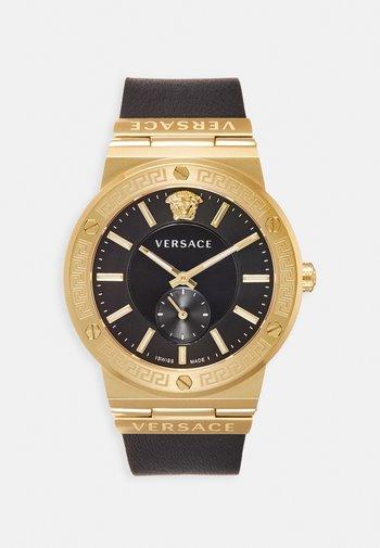 GRECA LOGO - Watch - black
