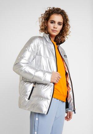 SISA - Winter jacket - silver