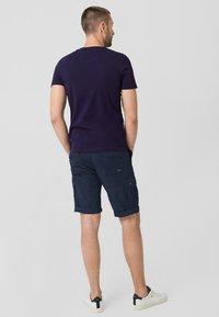 s.Oliver - Print T-shirt - purple - 2