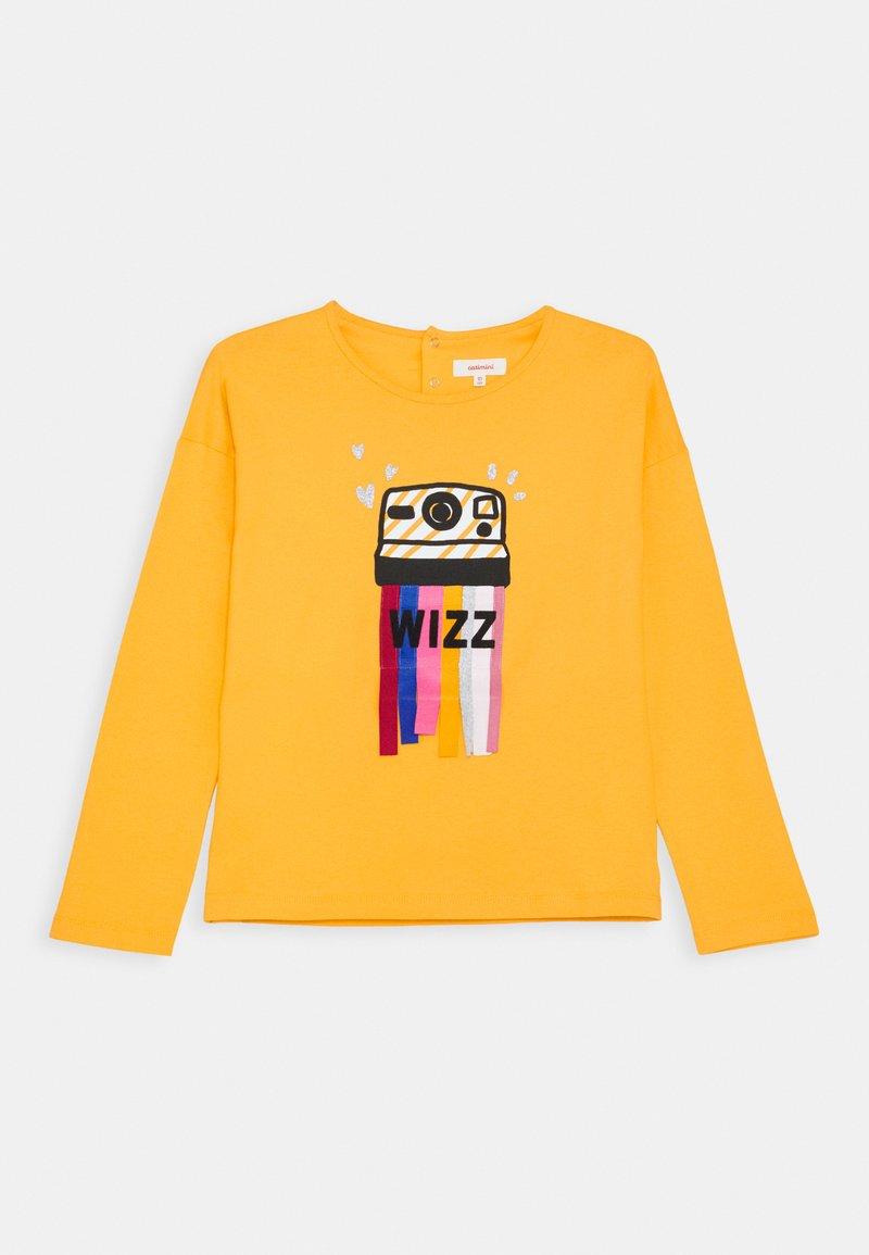 Catimini - T-shirt à manches longues - yellow