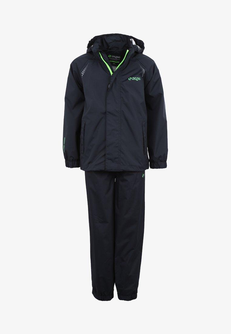 ZIGZAG - OPHIR  - Waterproof jacket - dunkelblau