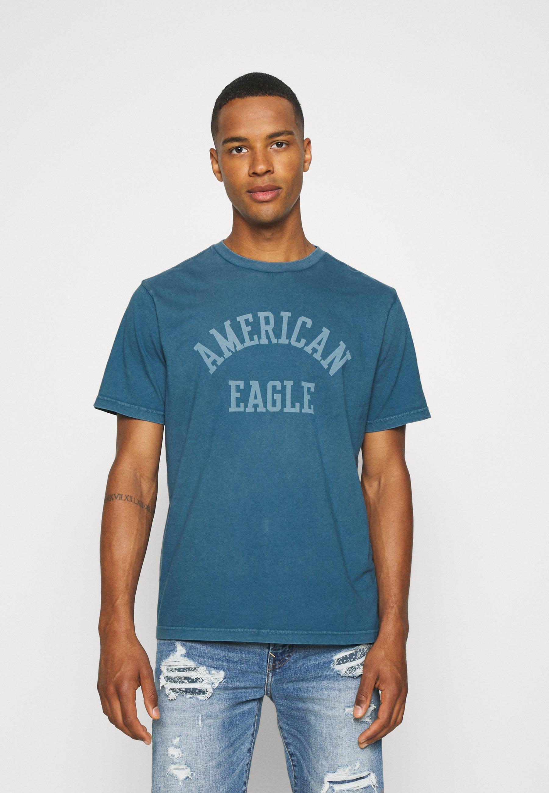 Homme TERRACE WASH TEE - T-shirt imprimé