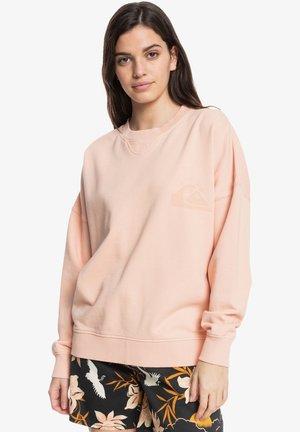 Sweater - peach