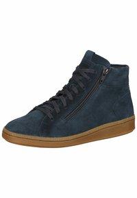 Ganter - Sneakers hoog - blue - 1