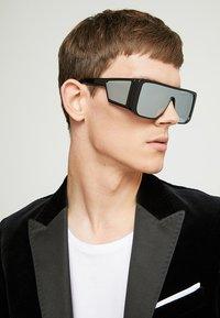 Tom Ford - Sunglasses - black/blue - 1