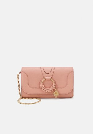 HANA Hana phone wallet - Clutch - fallow pink