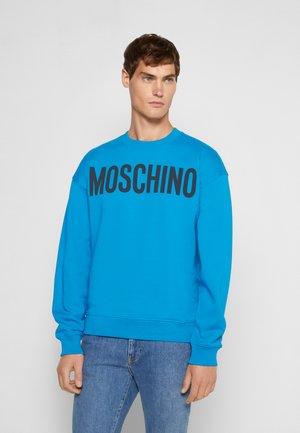 Ikdienas džemperis - fantasy print blue