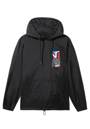 MN DIMENSION ANORAK - Korte jassen - black