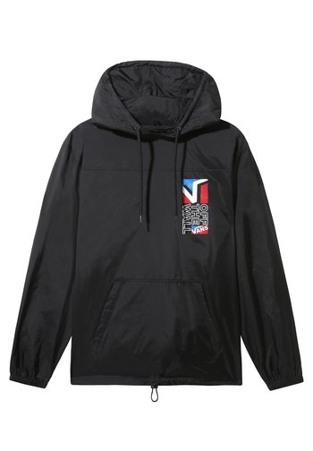 MN DIMENSION ANORAK