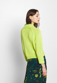 Whistles - CHUNKY MIX - Pullover - yellow - 2