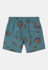 Rip Curl - PALMZ VOLLEY BOYS - Swimming shorts - mid blue - 1