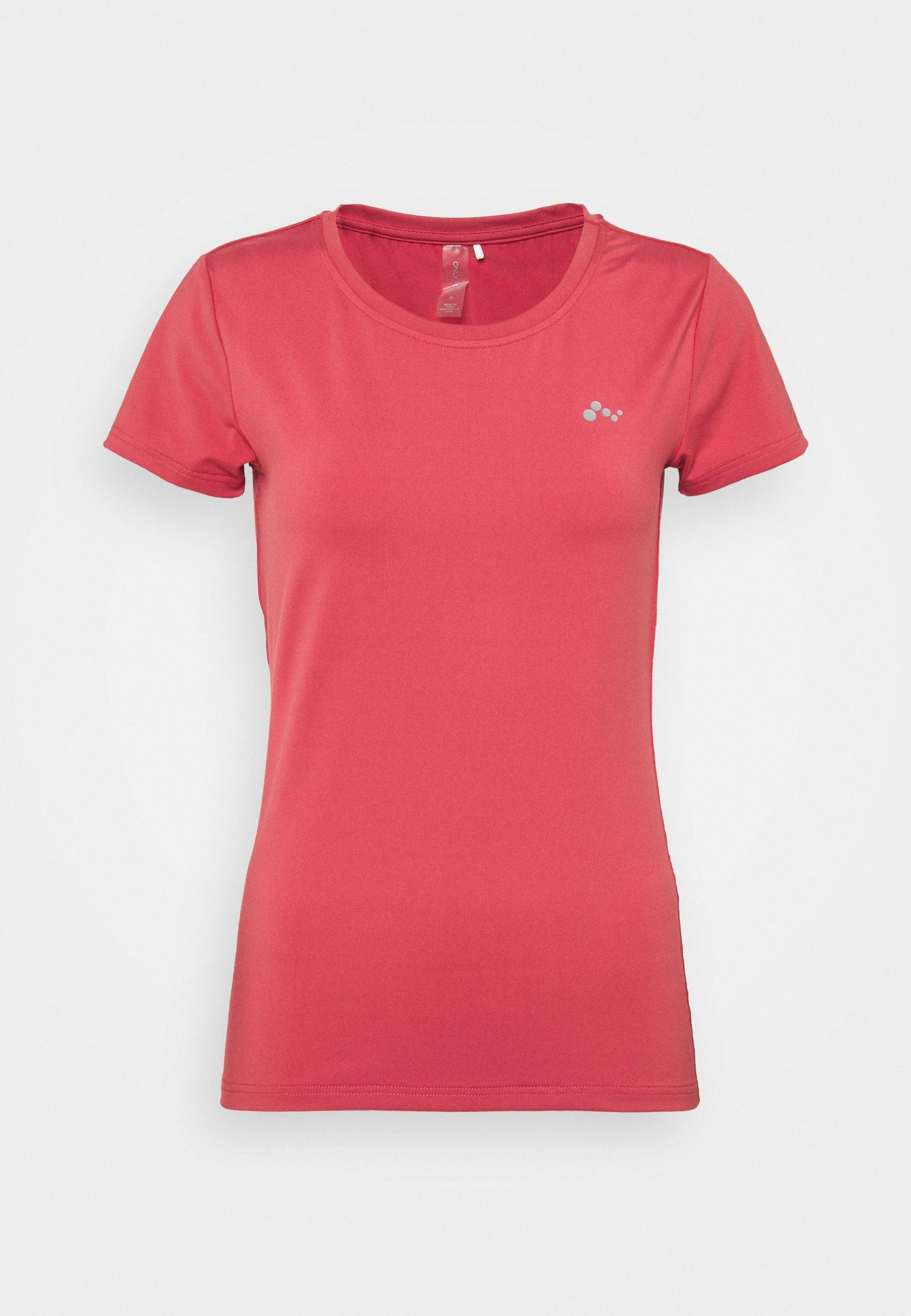 Damen ONPCLARISSA TRAINING TEE - T-Shirt basic